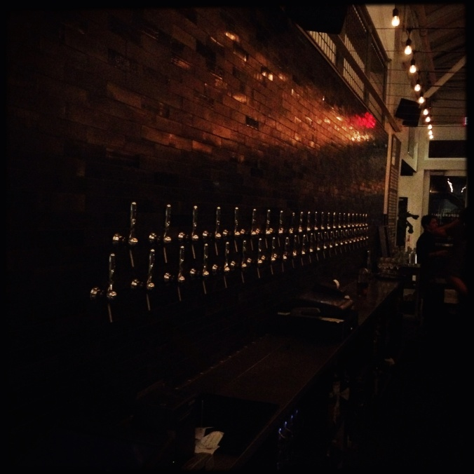 44 taps of wine for your drinking pleasure.