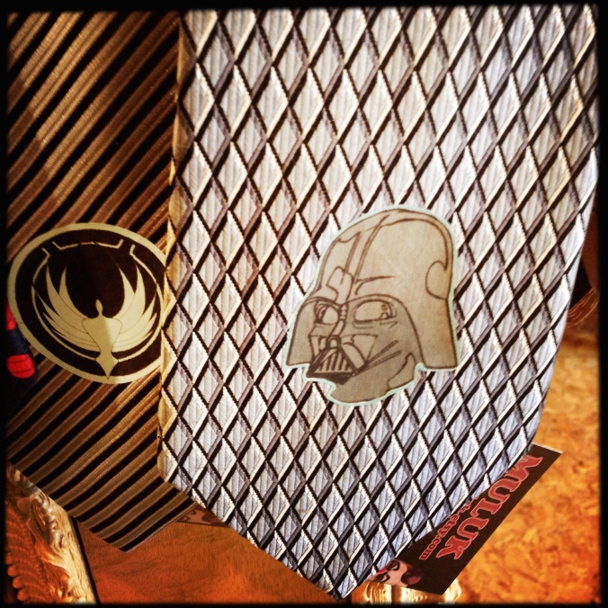 For the well dressed nerd.