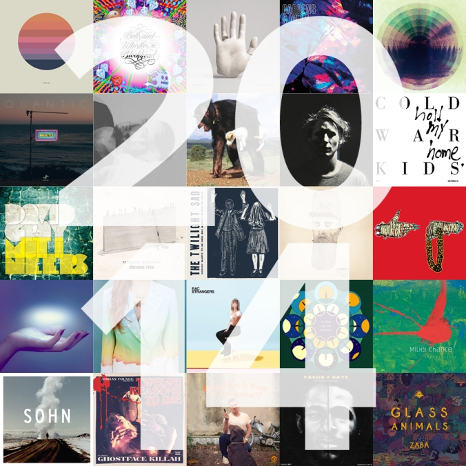 2014 Covers